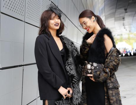 Soi gu thời trang hai nàng mẫu béo hot nhất The Face - 11