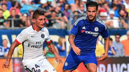 "Chelsea: ""Pirlo mới"" = Fabregas + 50 triệu euro - 1"