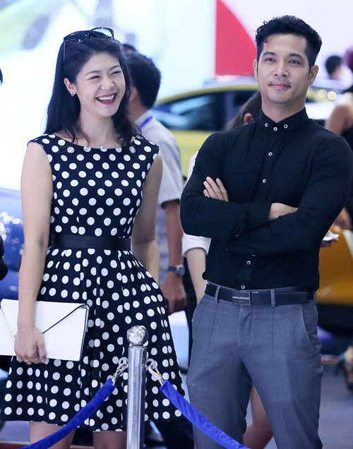 Trương Thế Vinh bất ngờ với tin bạn gái cũ sắp cưới người khác - 3
