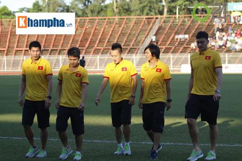 Chi tiết ĐT Việt Nam - Fukuoka: Bất phân thắng bại (KT) - 13