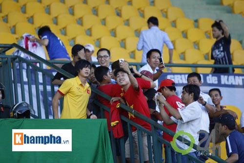 Chi tiết ĐT Việt Nam - Fukuoka: Bất phân thắng bại (KT) - 14
