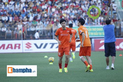 Chi tiết ĐT Việt Nam - Fukuoka: Bất phân thắng bại (KT) - 8