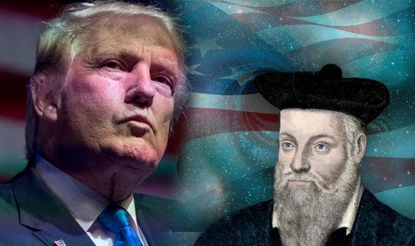 Nhà tiên tri Nostradamus đoán chính sách của Trump sau đắc cử? - 1