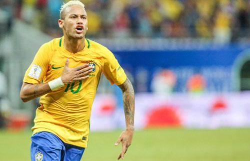 "Neymar: Sắp vượt Pele & Ro ""béo"", nhắm kỷ lục 109 bàn - 1"