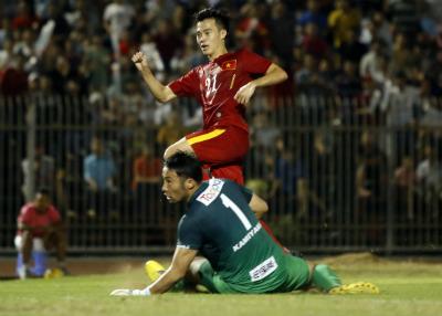 Chi tiết ĐT Việt Nam - Fukuoka: Bất phân thắng bại (KT) - 6