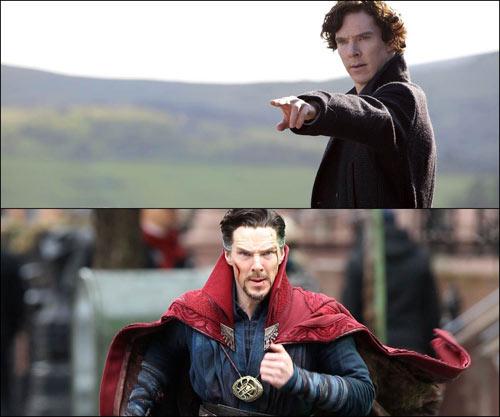 """Đặt lên bàn cân hai vai diễn đỉnh nhất của """"Doctor Strange"""" - 4"""
