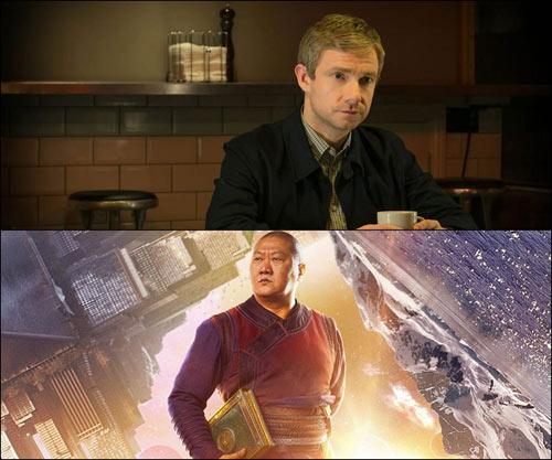 """Đặt lên bàn cân hai vai diễn đỉnh nhất của """"Doctor Strange"""" - 3"""