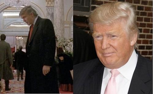"""Ông Trump lại gây sốt khi từng xuất hiện trong """"Ở nhà một mình"""" - 2"""