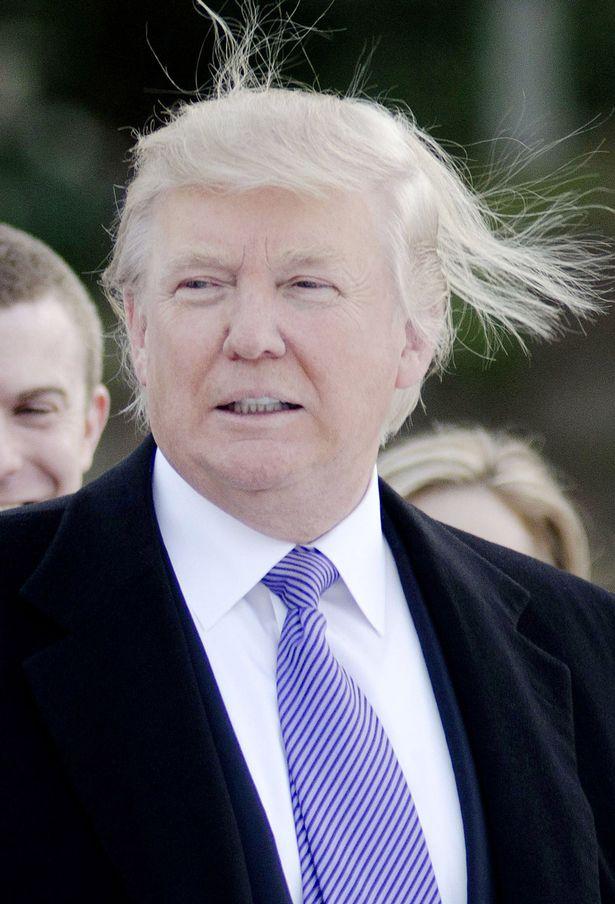 Sự thật về mái tóc kì lạ của Donald Trump - 3