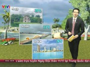 Tin tức trong ngày - Dự báo thời tiết VTV 12/11: Thời tiết đẹp trên cả nước