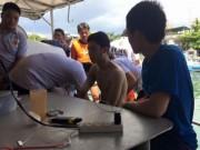 Tin tức trong ngày - Thủy thủ Việt bị cướp biển bắn đã tỉnh táo