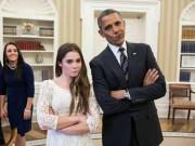 Thế giới - Khoảnh khắc đẹp nhất của Obama suốt 8 năm qua