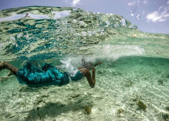 Những người săn bạch tuộc ở Zanzibar - 8