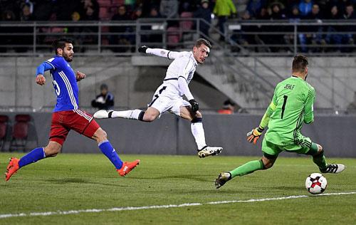 "Liechtenstein - Italia: Rực rỡ ""sát thủ"" trẻ - 1"