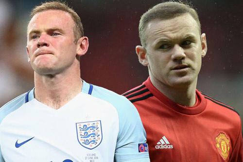 """Rooney, từ MU đến ĐT Anh: """"Số 10"""" lạc lõng - 1"""