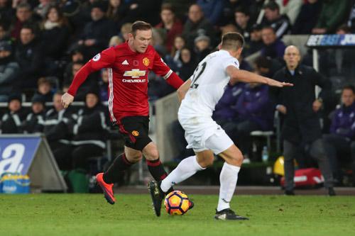 """Rooney, từ MU đến ĐT Anh: """"Số 10"""" lạc lõng - 2"""