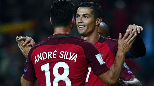 """Bồ Đào Nha – Latvia: """"Quả bộc phá"""" Ronaldo - 2"""