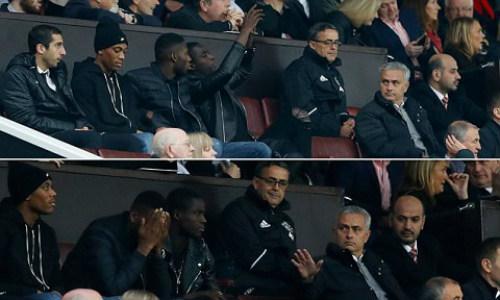 "Mourinho ""chua ngoa"" nhất NHA: Ai cũng khiếp vía - 2"