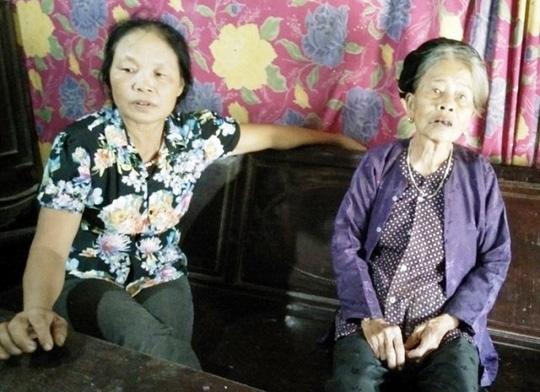 Cụ bà 87 tuổi nuôi 2 con tâm thần đã được hưởng hộ nghèo - 1