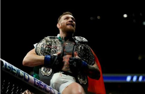 """Thắng siêu tốc, """"Gã điên"""" McGregor tạo kỳ tích UFC - 3"""