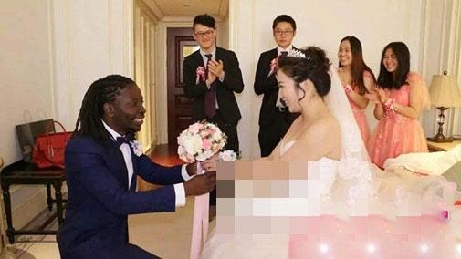 Gái xinh quyết lấy chàng da màu dù bố mẹ phản đối - 4
