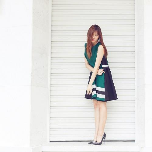Hari Won vai trần đẹp mộng mơ trên phố - 6