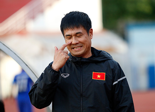 Danh sách ĐT Việt Nam: Hữu Thắng loại nhiều trò cưng của Miura - 2
