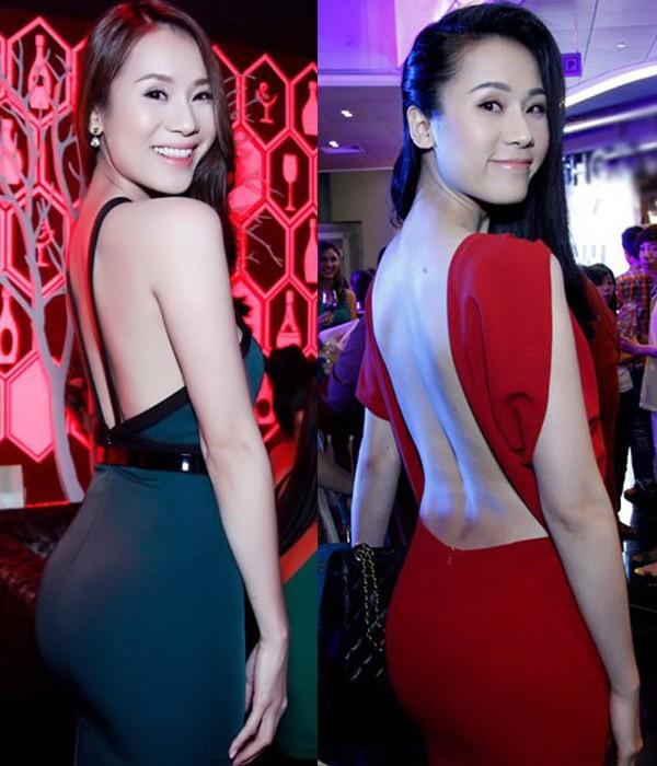 """Những vòng 3 """"ăn tiền"""" nhất của showbiz Việt - 5"""