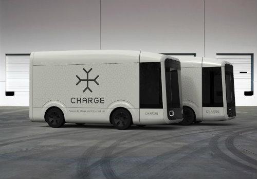 Xe tải điện Charge rục rịch đổ bộ thị trường - 2