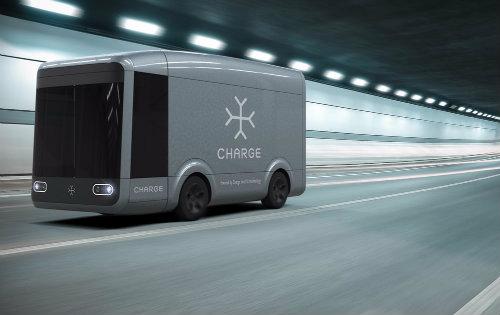 Xe tải điện Charge rục rịch đổ bộ thị trường - 1