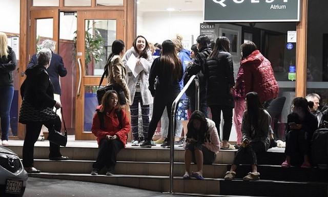 Sau động đất 7,8 độ, sóng thần tiến vào New Zealand - 6