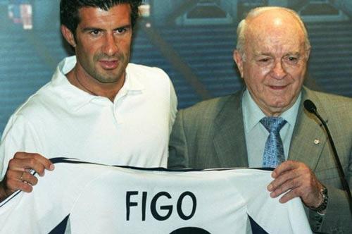 Siêu cò và góc khuất: Không tới Real, Figo sẽ ngồi tù (P4) - 2