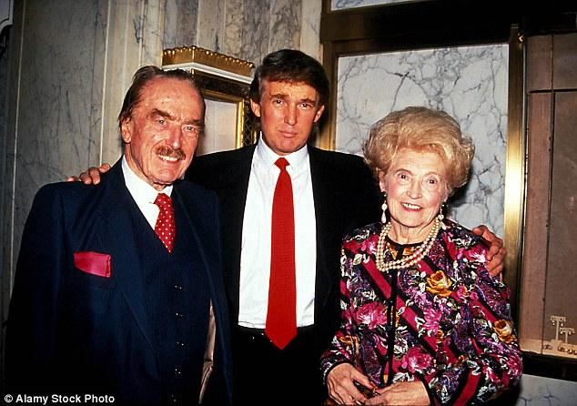 """Thời niên thiếu """"thích dùng nắm đấm"""" của Donald Trump - 1"""