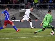 "Liechtenstein - Italia: Rực rỡ ""sát thủ"" trẻ"