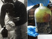 Thế giới - Úc: Vớt được chai bia hơn 200 năm tuổi vẫn thơm ngon