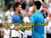 Thể thao - Chi tiết Djokovic – Thiem: Bong bóng xì hơi (KT)