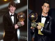 Bóng đá - 2 QBV của Messi & Ronaldo dễ không được công nhận