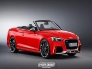 Tư vấn - Audi RS5 Cabriolet 2018 lộ ảnh thiết kế cực đẹp