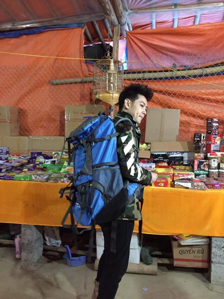 Quách Phú Thành bất ngờ có mặt tại Cao Bằng - 2