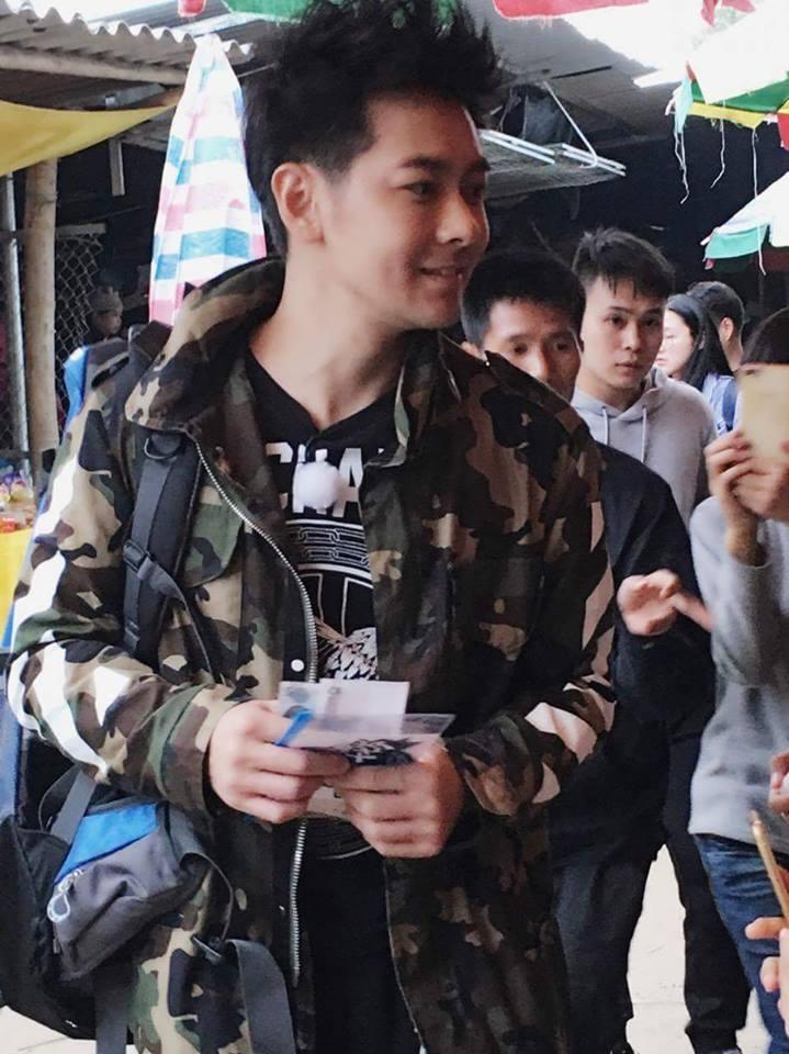 Quách Phú Thành bất ngờ có mặt tại Cao Bằng - 1