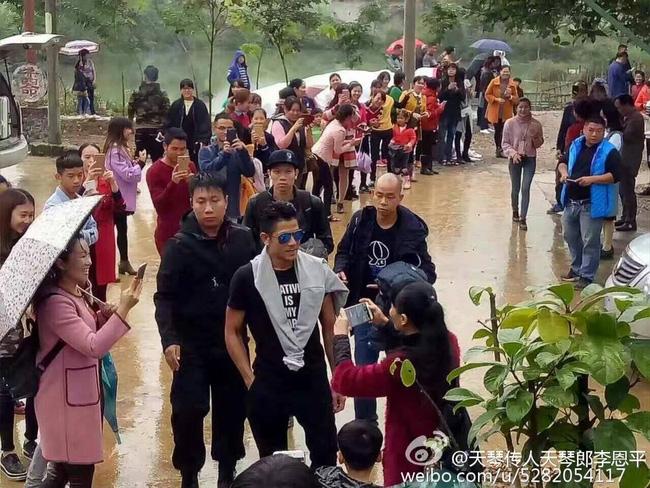 Quách Phú Thành bất ngờ có mặt tại Cao Bằng - 3