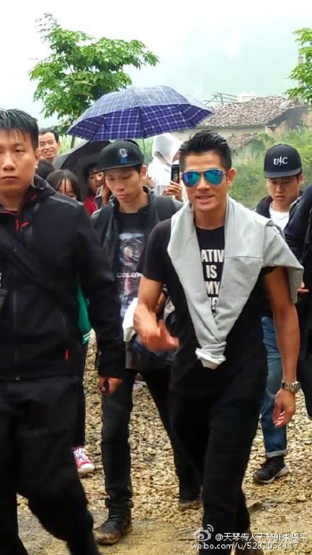Quách Phú Thành bất ngờ có mặt tại Cao Bằng - 6