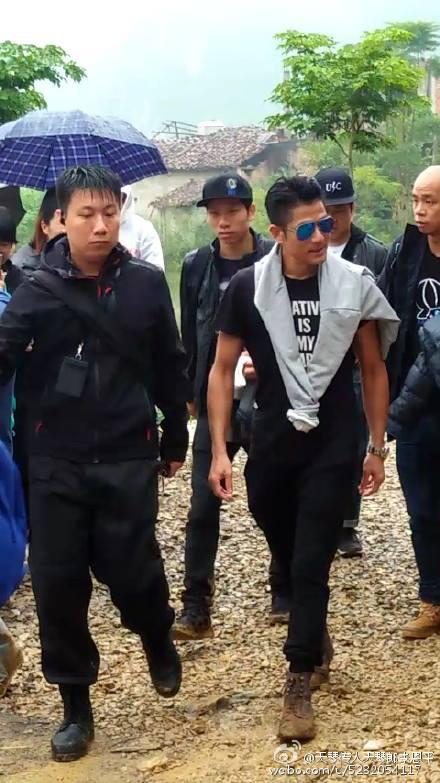 Quách Phú Thành bất ngờ có mặt tại Cao Bằng - 5