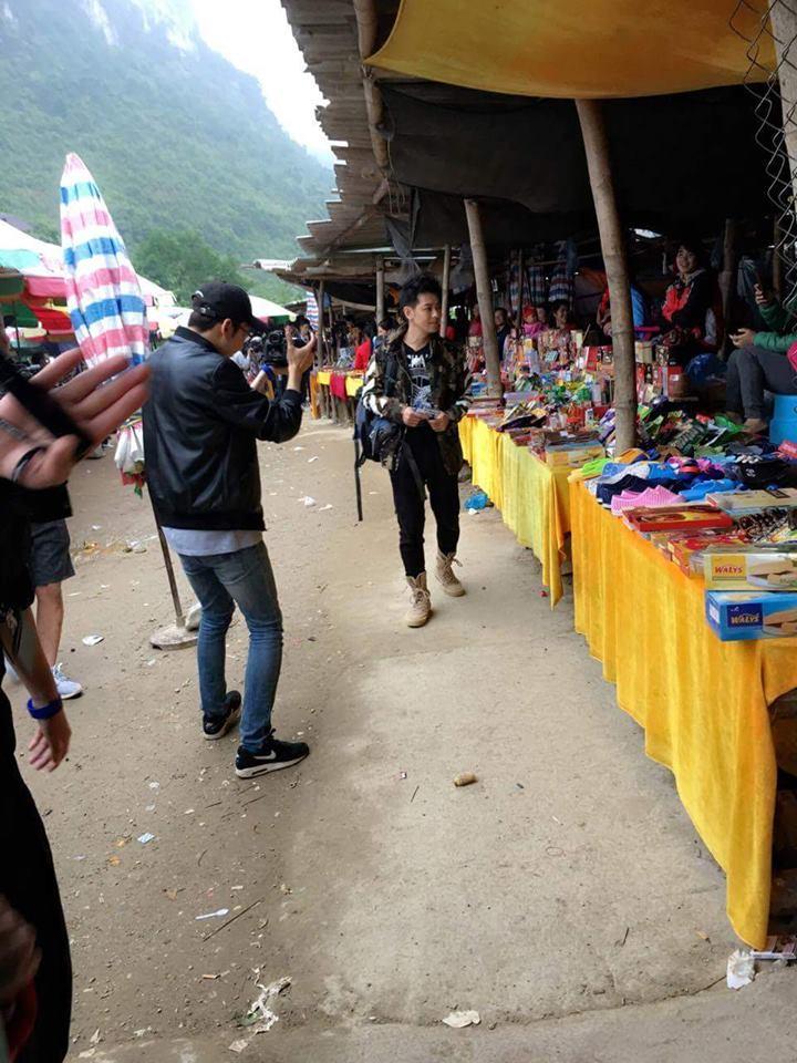Quách Phú Thành bất ngờ có mặt tại Cao Bằng - 9