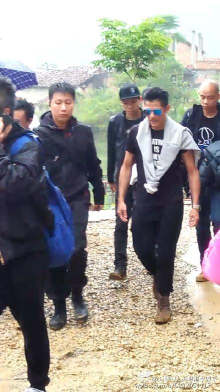 Quách Phú Thành bất ngờ có mặt tại Cao Bằng - 14
