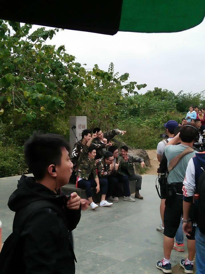 Quách Phú Thành bất ngờ có mặt tại Cao Bằng - 13