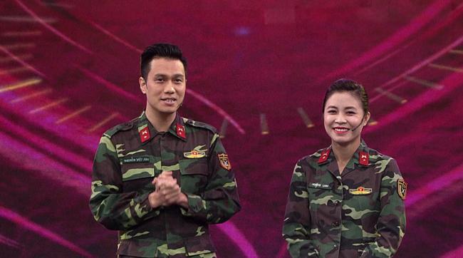 """3 MC của """"Chúng tôi là chiến sĩ"""" toàn mỹ nhân xinh đẹp - 1"""