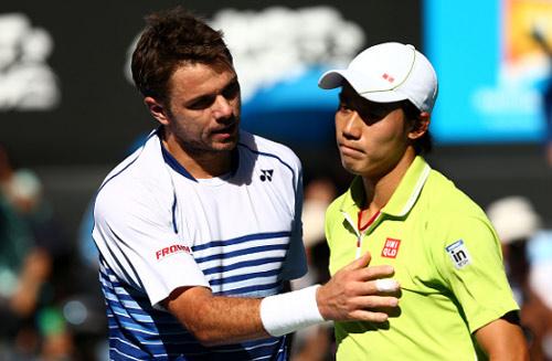 Tennis, ATP Finals ngày 2: Thư hùng Wawrinka - Nishikori - 1