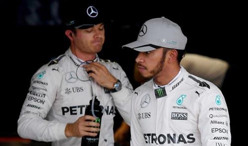 BXH F1 - Brazilian GP: Không có chỗ cho sai lầm - 1