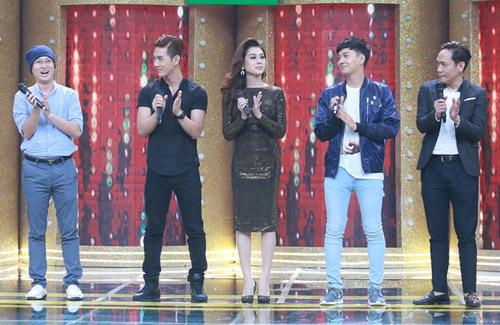 Ngô Kiến Huy ngượng chín mặt vì bị Trường Giang chê trên TV - 6